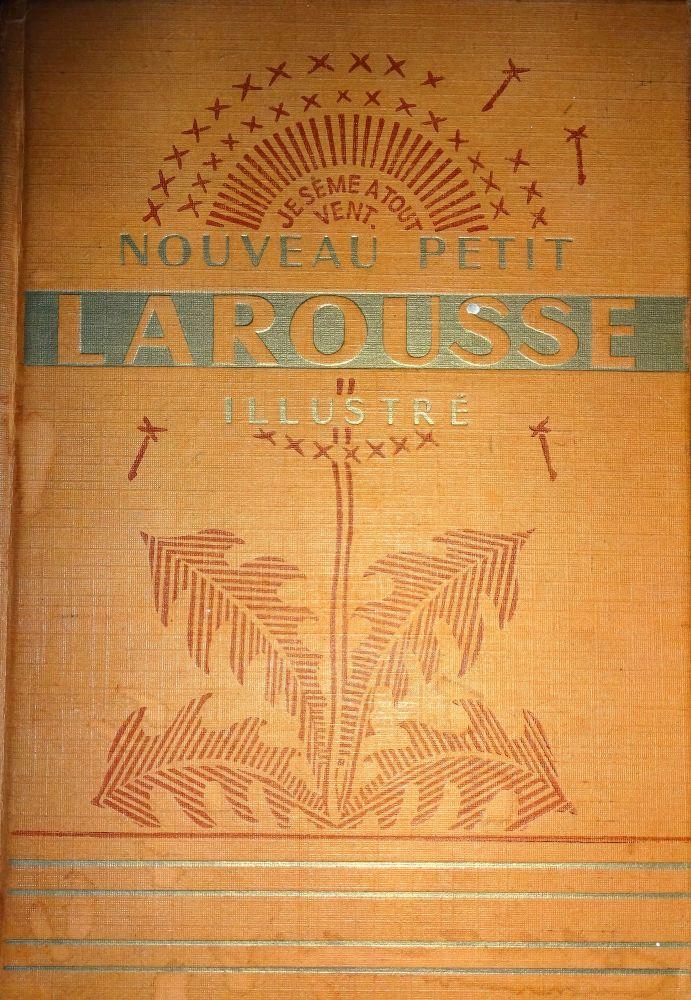 Nouveau Petit Larousse Illustre, Claude Auge et Paul Auge, Librairie Larous