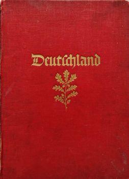 Deutschland, Orbis Terrarum, Landschaft und Baukunst, Martin Hurlimann, Atlantis Verlag, Berlin, 1934.