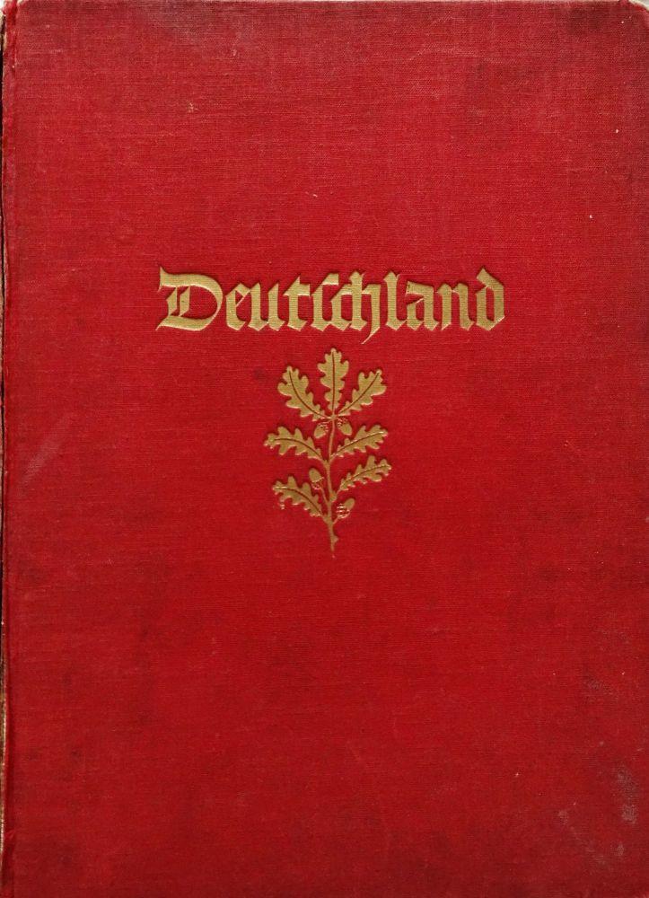 Deutschland, Orbis Terrarum, Landschaft und Baukunst, Martin Hurlimann, Atl