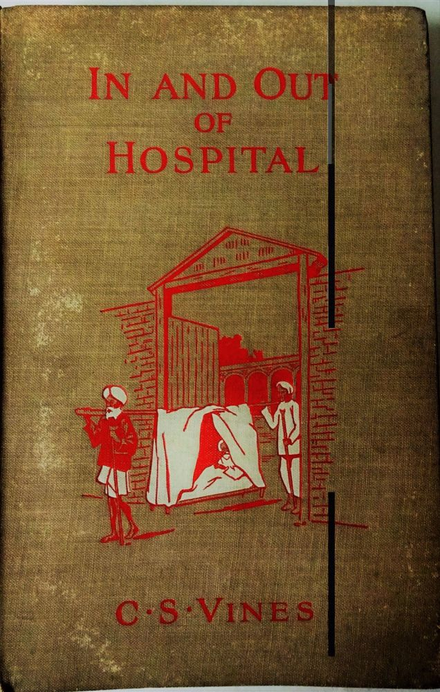 In and Out of Hospital, Charlotte S. Vines, Illustrated F.A. Baker, C of E