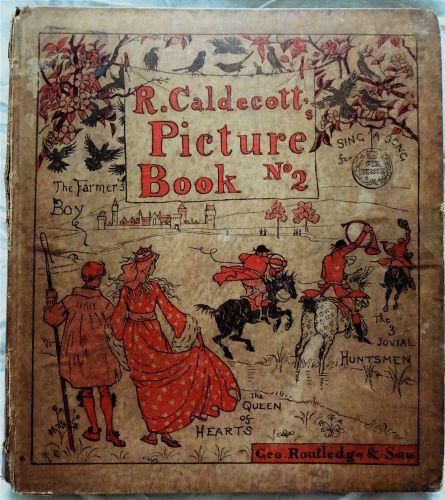 R. Caldecott's Picture Book No.2, Geo. Routledge & Sons., c1880.