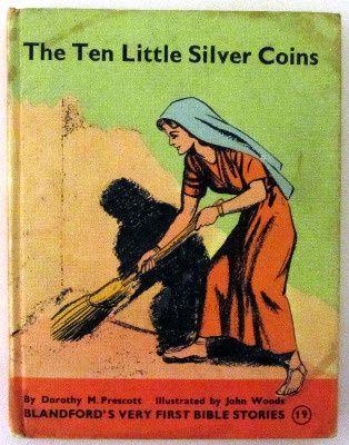 Prescott, Dorothy M., Ten Little Silver Coins, 1964. 1st Edn.