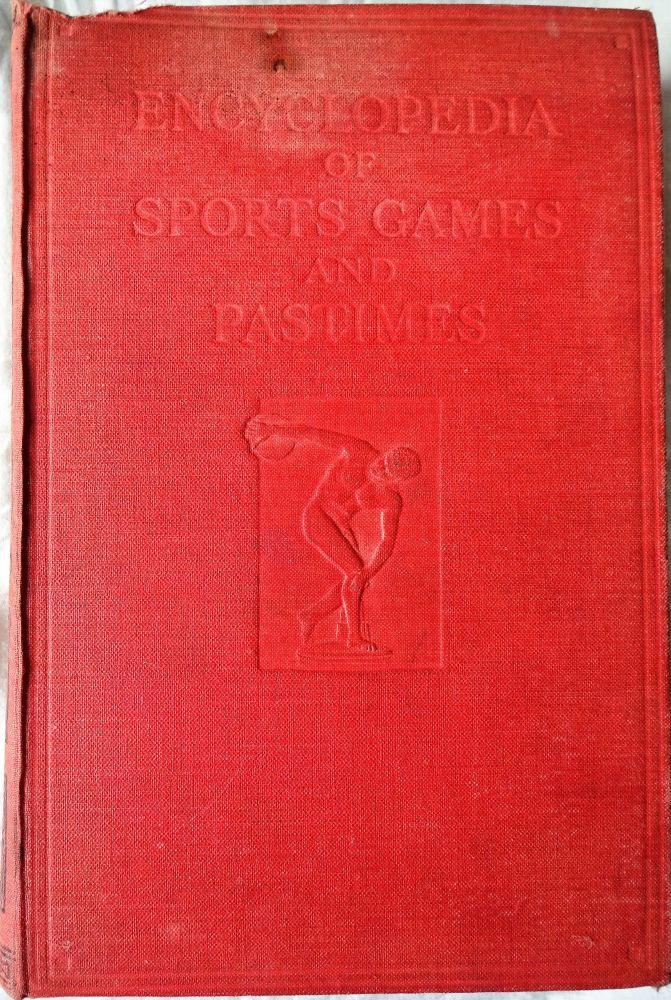 Encyclopedia of Sports Games and Pastimes, Publisher Fleetway House London,