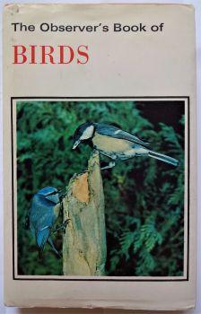 The Observer's Book of Birds, S. Vere Benson. 1972, Reprinted 1973.