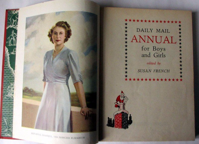 Daily Mail Annual, Edited by Susan French, 1947.