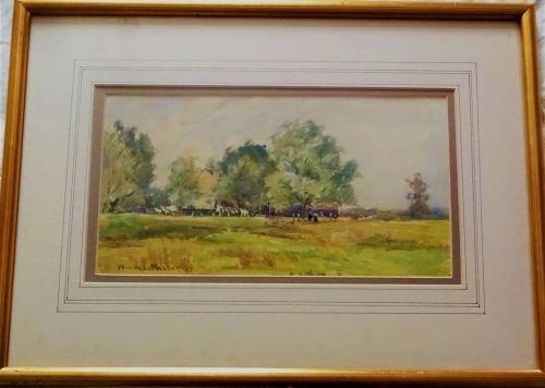 Carshalton, Surrey, Winifred Madder, 1907.