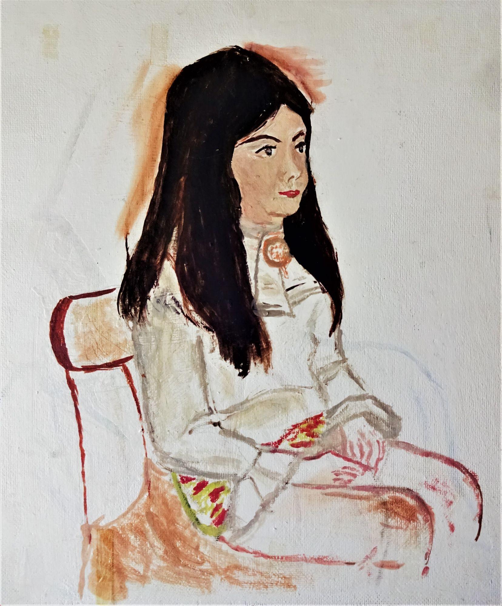 Joan Fuller, Outsider Art, A Life Study, 1971.