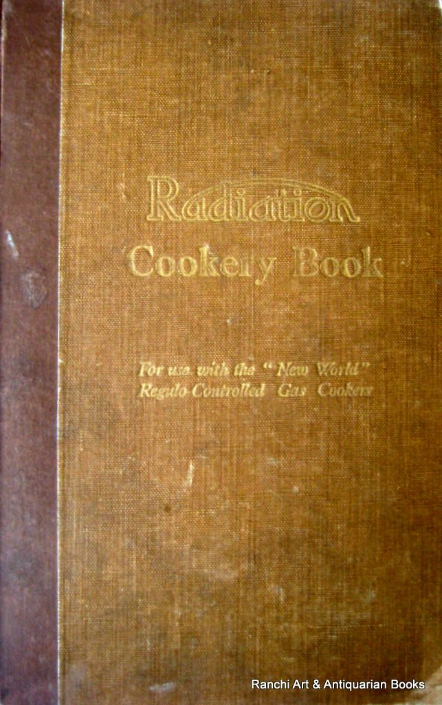 Radiation Cookery Book, 1934.
