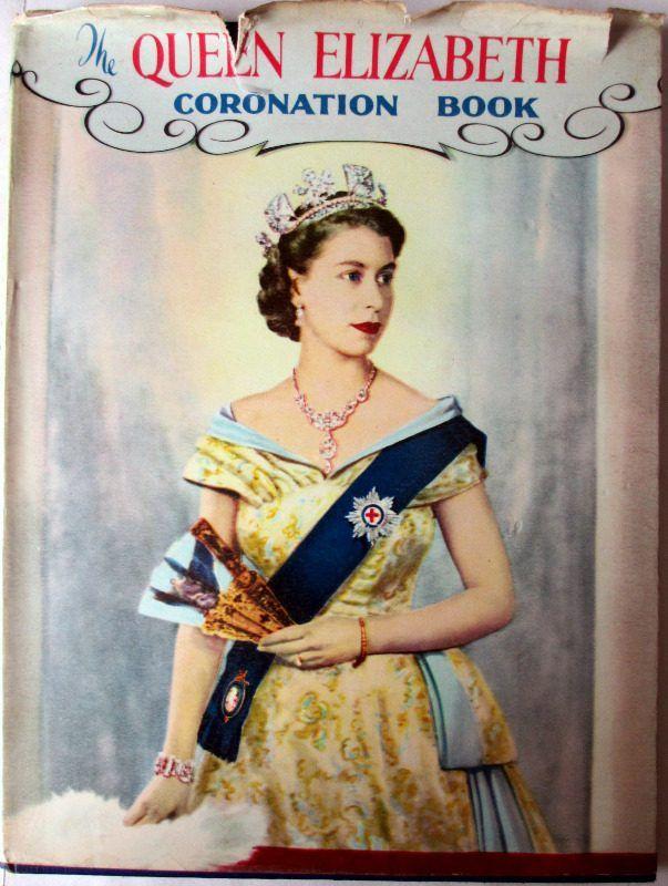 Queen Elizabeth, 1953.