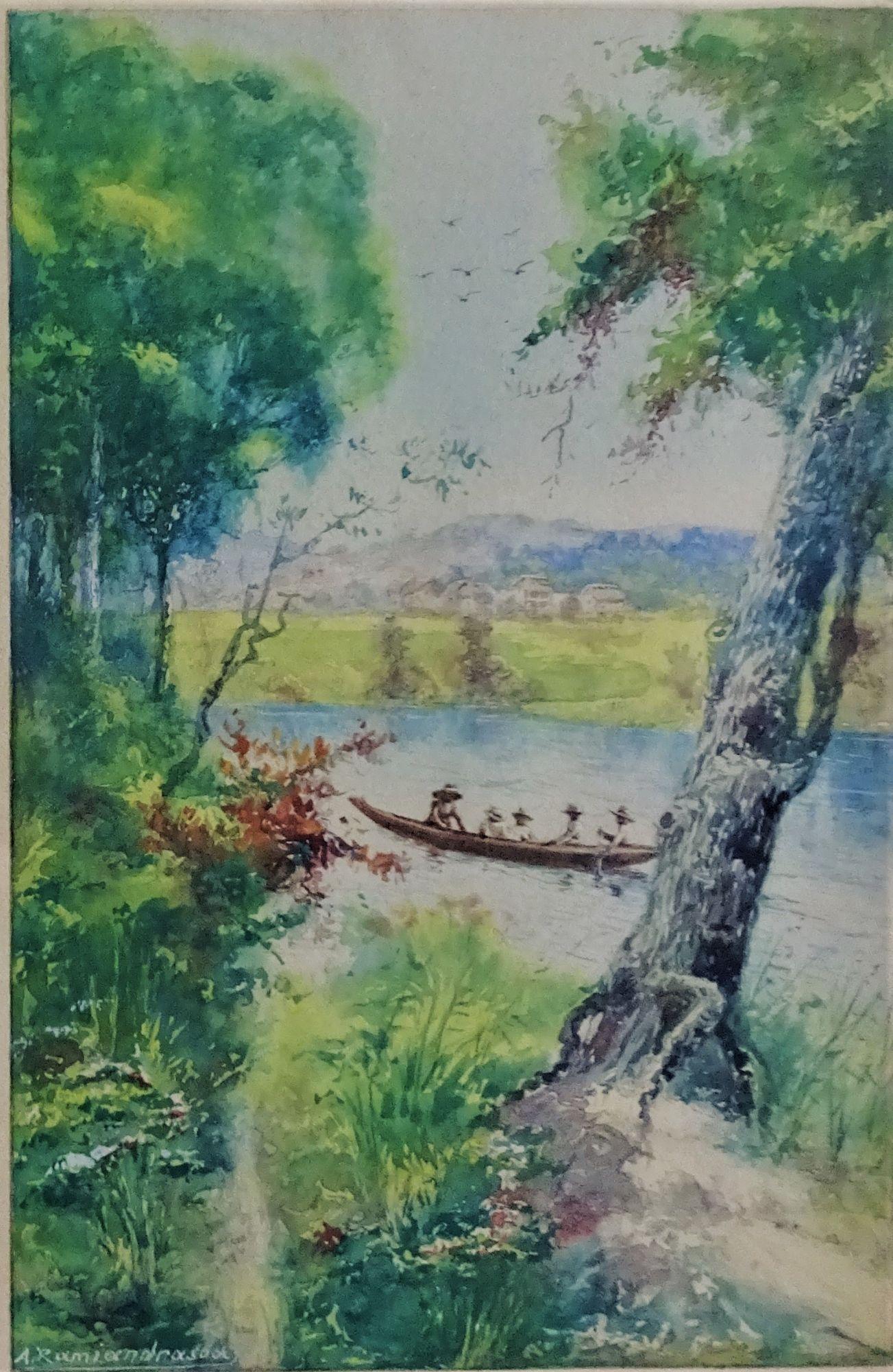 A. Ramiandrasoa, c1910.