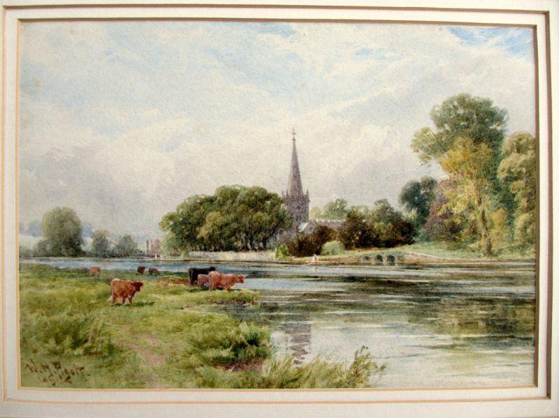 WH Pigott , 1895.