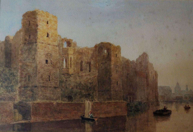Old Newark Castle, CPT, c1835.