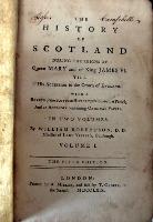 Antiquarian Books. English Language.