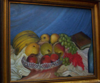 THE SCHERZOS BY DONALD COATE OIL ON CANVAS SIGNED AND DATED 19.75
