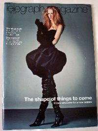 Telegraph Magazine 1 October 2005