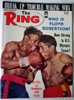 THE RING AUGUST 1964 VOL XLIII NO 7.