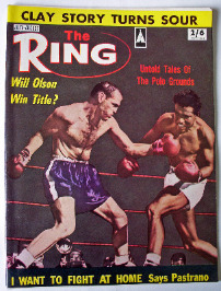 THE RING JULY 1964 VOL XLIII NO 6.