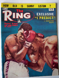 THE RING MAY 1964 VOL XLIII NO 4.      SOLD.