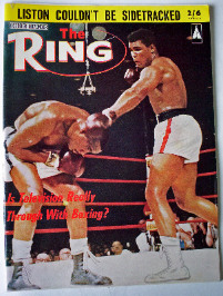 THE RING OCTOBER 1964 VOL XLIII NO 9.   SOLD.