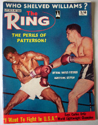 THE RING SEPTEMBER 1964 VOL XLIII NO 8.