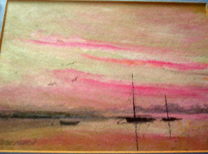 SAILORS' DELIGHT, WATERCOLOUR SIGNED BY PETER MERRIN, 20th C ENGLISH  MARIT
