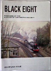 Black Eight, magazine of the Stanier 8F locomotive society.