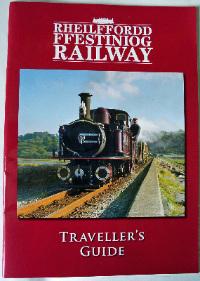 RHEILFFORDD FFESTINIOG RAILWAY TRAVELLER'S GUIDE MAY 2006