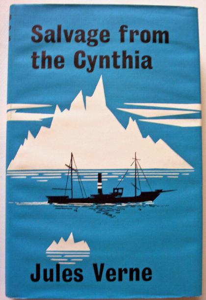 Jules Verne classic novel Salvage from the Cynthia.