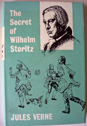 SECRET OF WILHELM STORITZ BY JULES VERNE  ARCO 1963