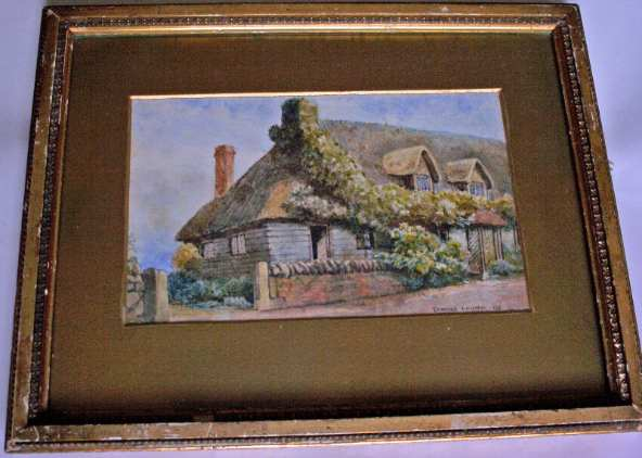 A Cottage by Thomas Lound