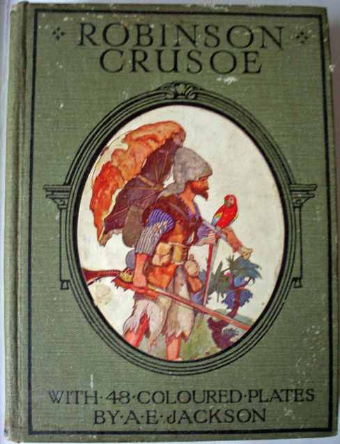 analysis of major characters in robinson crusoe by daniel defoe