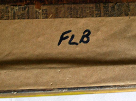 Monogram FLB.