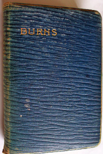 The Poetical Works of Robert Burns Edited by J. Logie Robertson, M.A., Hump