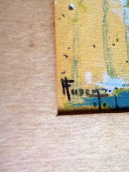 H. Fusci signature.