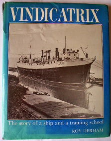 Vindicatrix by Roy Derham.