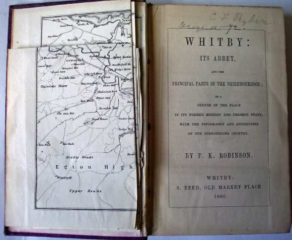 History of Whitby.