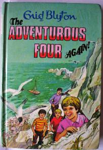 The Adventurous Four Again! by Enid Blyton 1973.