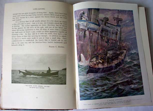 Sample page and illustration.