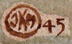 Monogram JKM 45.