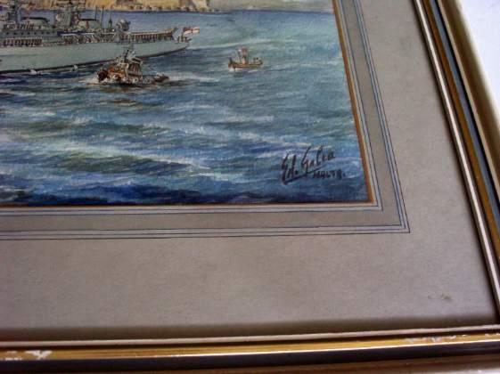 Edwin Galea signature lower rh corner.