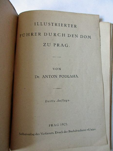 The title page.