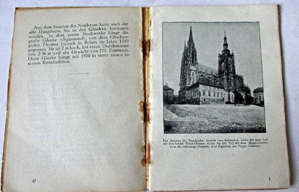 Page 40 and facing plate 1.
