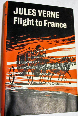 Flight to France by Jules Verne, ARCO, 1966.