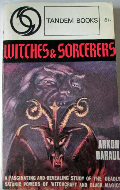 Tandem Books Witches & Sorcerers.
