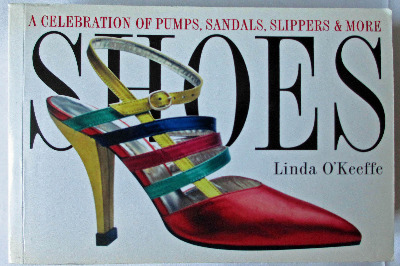 Shoes by Linda O'Keefe.