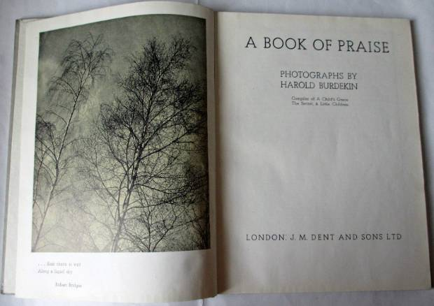 The Title page and facing frontispiece.