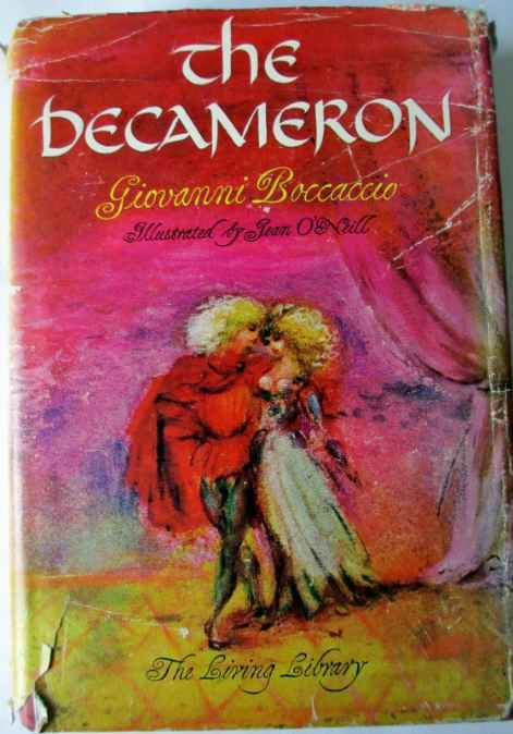 The illustrated DJ of The Decameron.