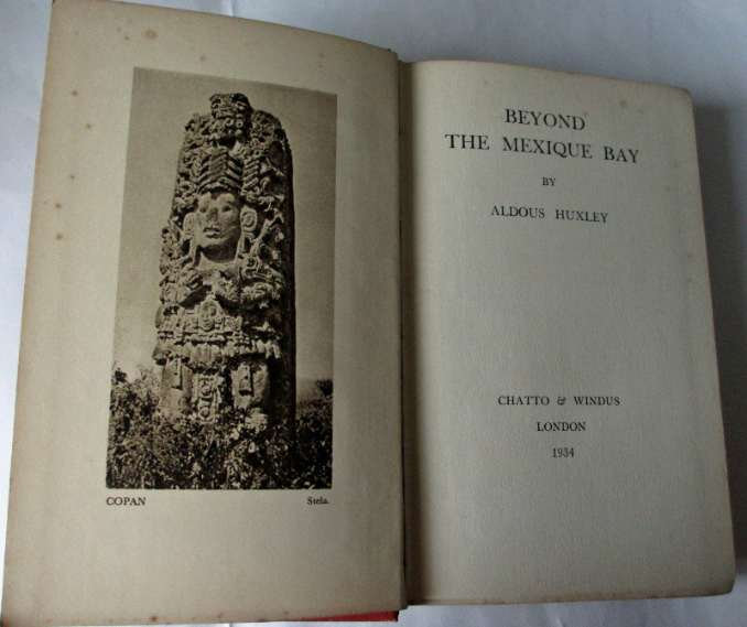 Title page and facing frontispiece.