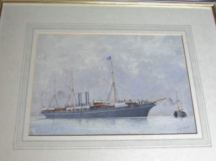RMS Orinoco