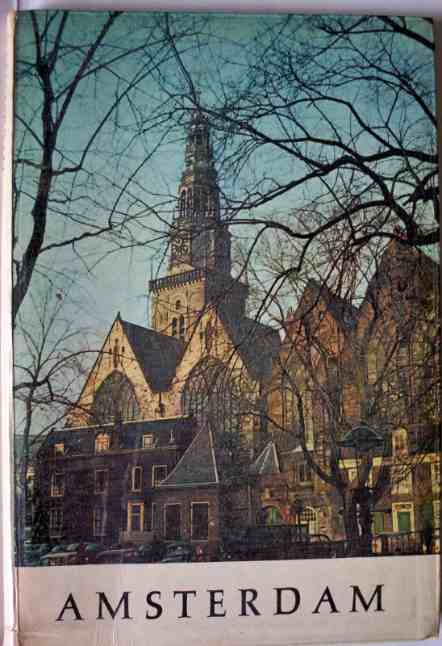 Photographic collection of views of Amsterdam.